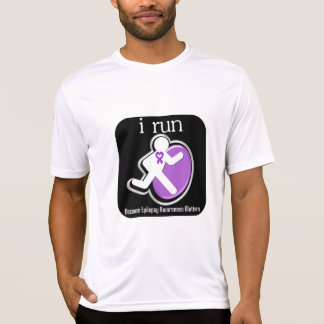 i Run Because Epilepsy Matters T Shirts