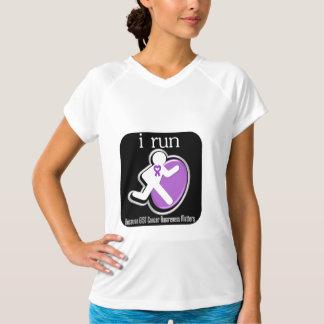 i Run Because GIST Cancer Matters T-Shirt
