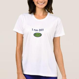 I run DC! T Shirts