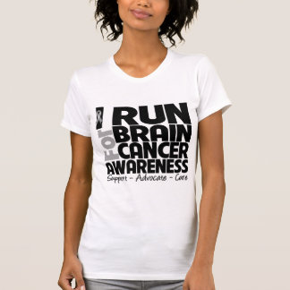 I Run For Brain Cancer Awareness Tanktop