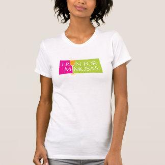 I Run For Mimosas T-Shirt