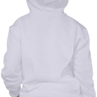 I run like a girl try to keep up hooded sweatshirts