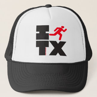 I run Texas Trucker Hat