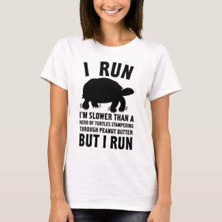I Run (Turtles) T-Shirt