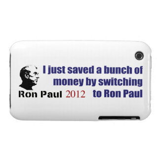 I Saved A Bunch Of Money Switching To Ron Paul iPhone 3 Cases