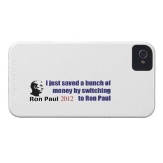 I Saved A Bunch Of Money Switching To Ron Paul iPhone 4 Cases