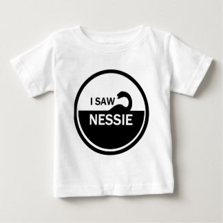 I SAW NESSIE - LOCH NESS MONSTER TEES