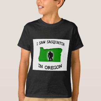 I Saw Sasquatch In Oregon T-Shirt