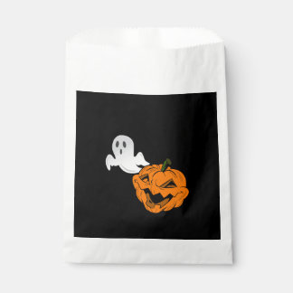 I Scare Ghosts Halloween Favor Bags