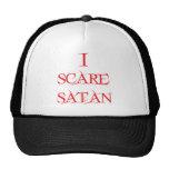 I Scare Satan Mesh Hats