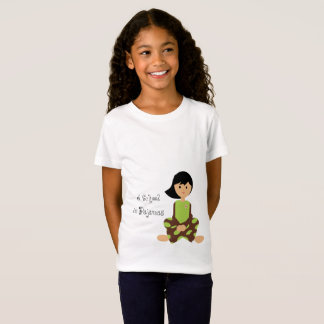 I School in Pajamas - Tee for Kids