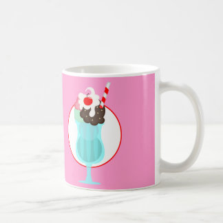 I Scream For Ice Cream, Malt Drink, Mug