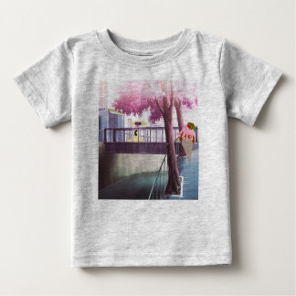 I Scream for Ice Cream Starlet Baby T-Shirt