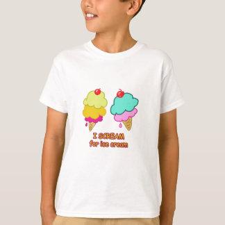 I scream for ice cream !!! T-Shirt