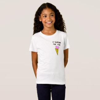 I scream for you T-Shirt