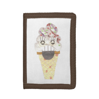 I Scream No Background Wallet