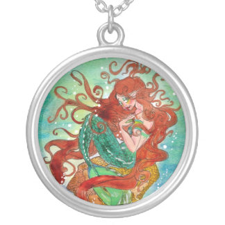 """I SEA You"" Mermaid Necklace"
