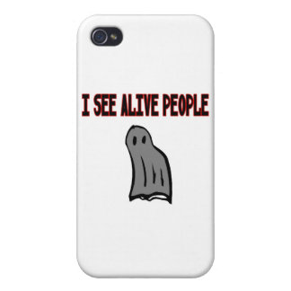 I See Alive People iPhone 4/4S Covers