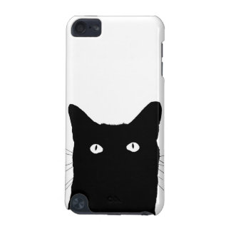 I See Cat Click to Pick Your Custom Color Decor iPod Touch 5G Case