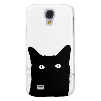 I See Cat Click to Select a Custom Color Galaxy S4 Case