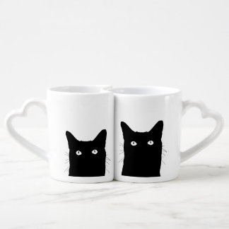I See Cat Click to Select a Custom Color Lovers Mug