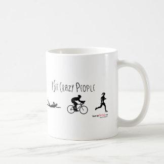 I See Crazy People Coffee Mugs