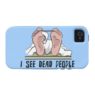 I See Dead People Case-Mate iPhone 4 Cases