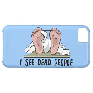 I See Dead People iPhone 5C Cases