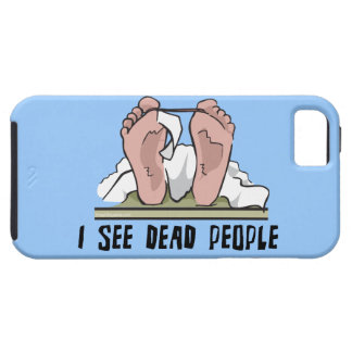 I See Dead People Case For The iPhone 5