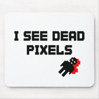 I See Dead Pixels Mouse Mat