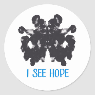 I See Hope Sticker