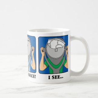 I See London, I See France... Mug