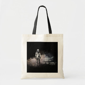 I See No God Up Here Budget Tote Bag