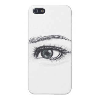 I see right through you! iPhone 5 case