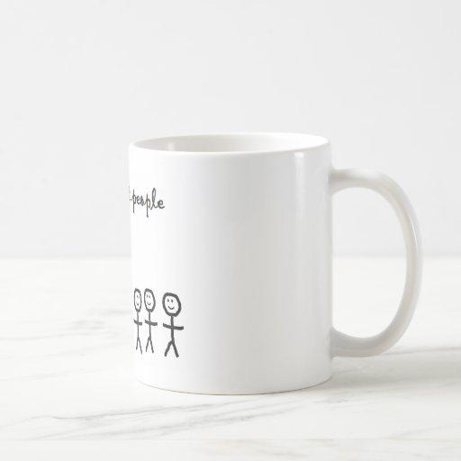 I See Short People Mug