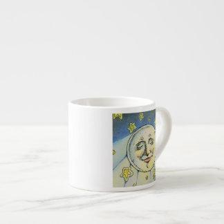 I See The Moon Espresso Mug