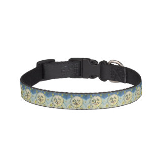 I See The Moon Pet Collar
