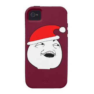 i see what you did there xmas meme Case-Mate iPhone 4 cover