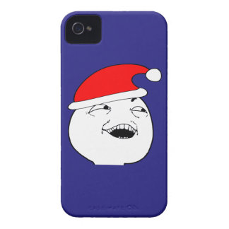 i see what you did there xmas meme iPhone 4 cases