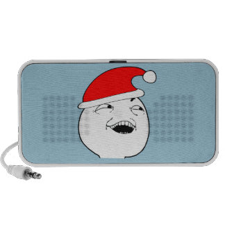 i see what you did there xmas meme travel speakers