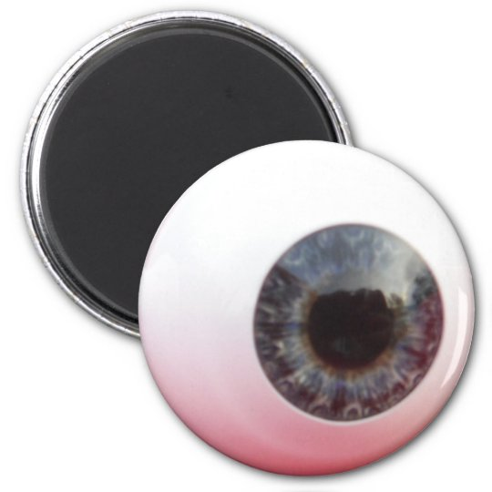 I See You! 6 Cm Round Magnet