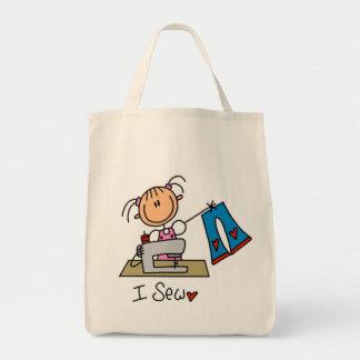 I Sew Tote Bag