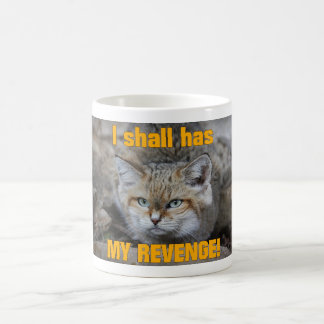 I shall has MY REVENGE! Mugs