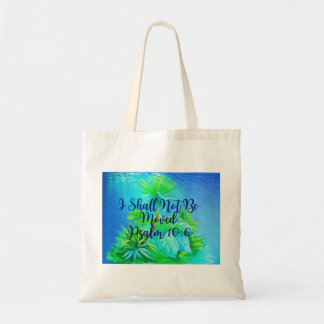 I Shall Not Be Moved tote