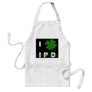 I Shamrock IPD Apron