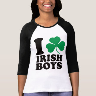 I Shamrock Irish Boys T-Shirt