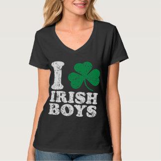 I Shamrock Irish Boys T Shirts