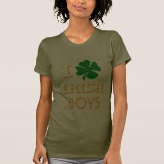 I Shamrock Irish Boys Tshirts
