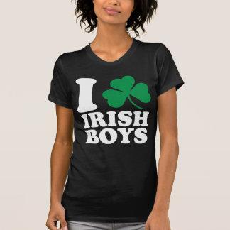 I Shamrock Irish Boys Tee Shirts