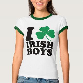 I Shamrock Irish Boys Tshirt